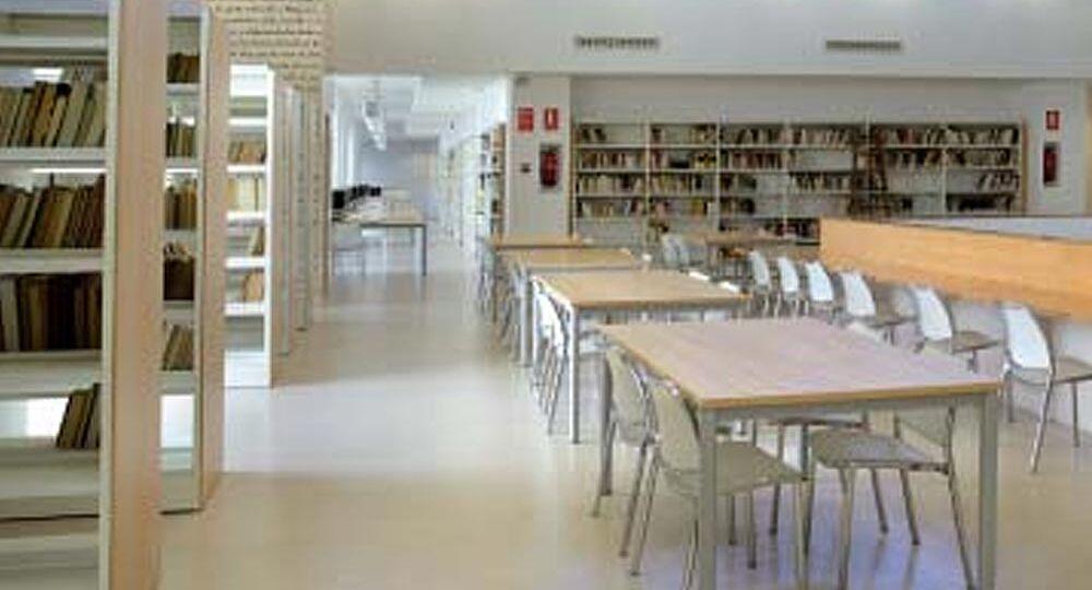 Mueble para biblioteca Asti