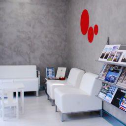 Parque Centro Consulting Zona de espera