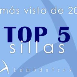 Top 5 sillas 2014