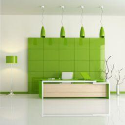 mobiliario de oficina moderno