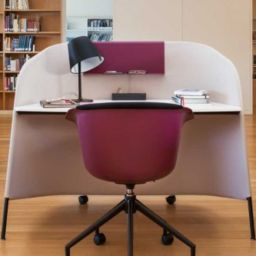 Mesa de oficina Secretair 06