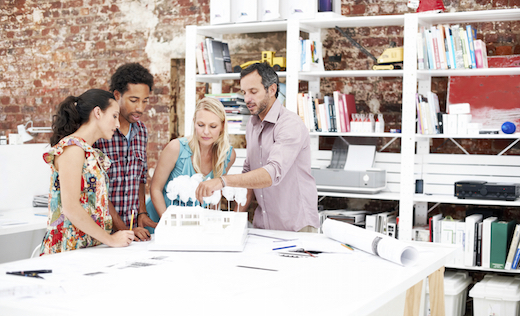 creatividad espacios de trabajo