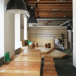 Nuevos espacios de trabajo