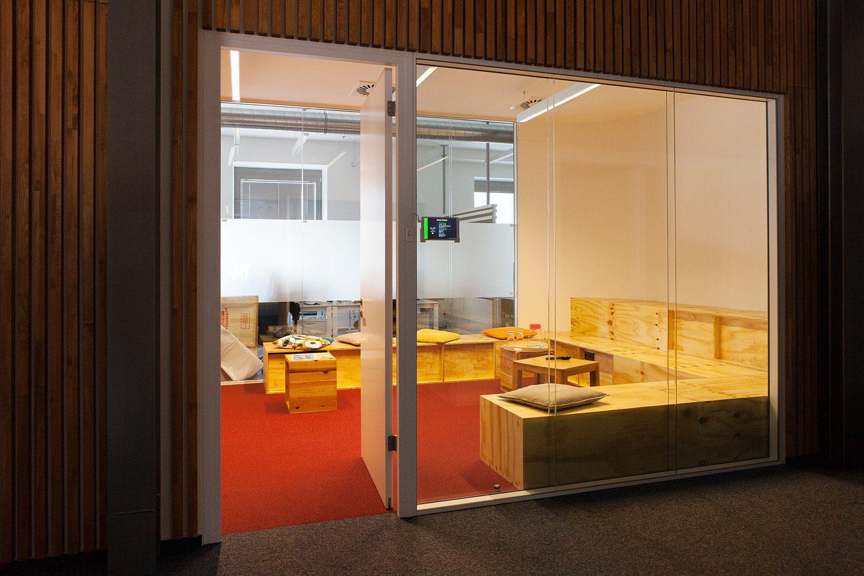 diseño de nuevos espacios de trabajo