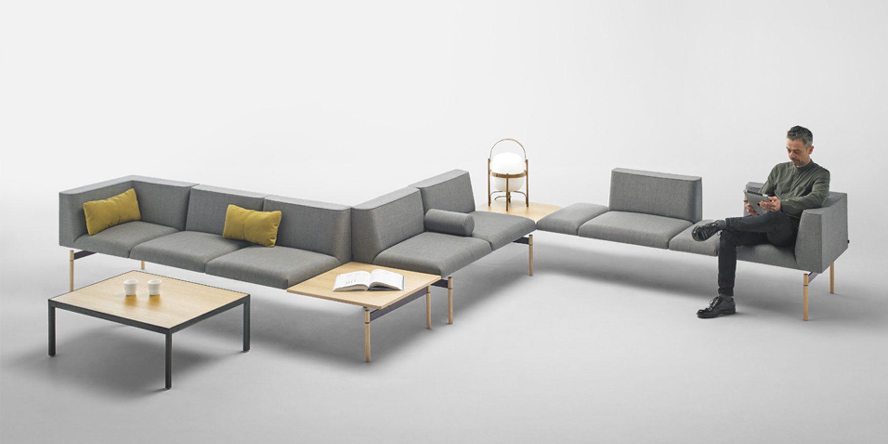 Nuevo sofá modular de Inclass