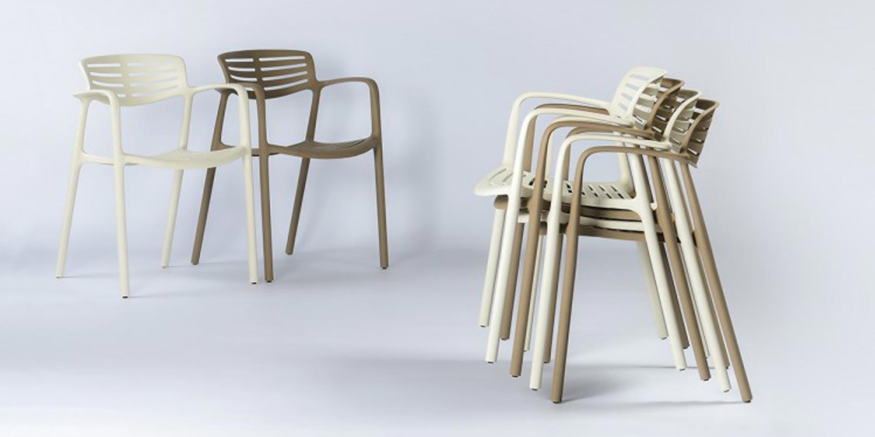 Nueva silla de oficina Toledo Aire