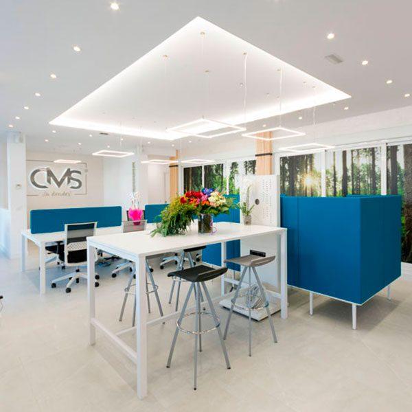 Os mostramos las nuevas oficinas de CMS Inmobiliaria