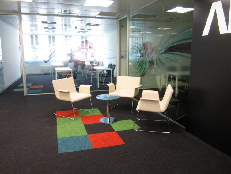 Oficinas en Madrid de multinacional del sector tecnológico