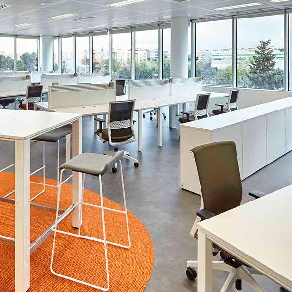 Descubre el nuevo equipamiento de mobiliario de esta gran multinacional