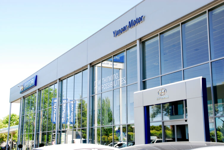 Oficinas de Yuncar Motor