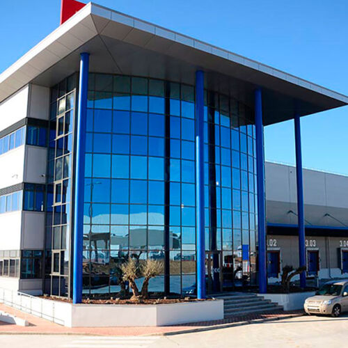 Conoce las nuevas oficinas de FM Logistic en Illescas