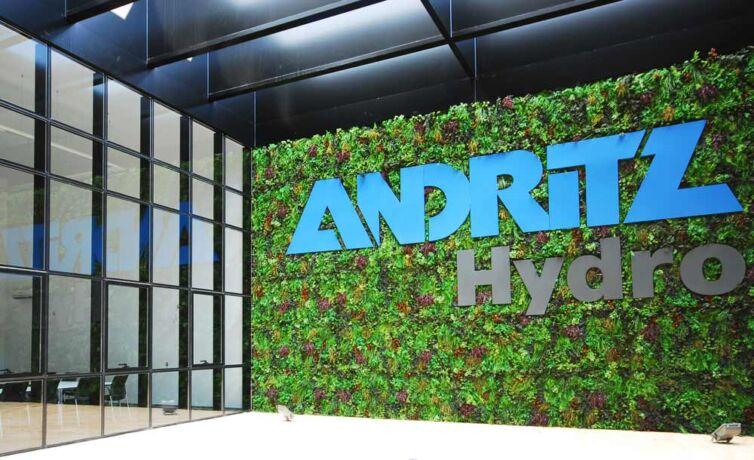 Equipamos las oficinas de Andritz Hydro en Madrid