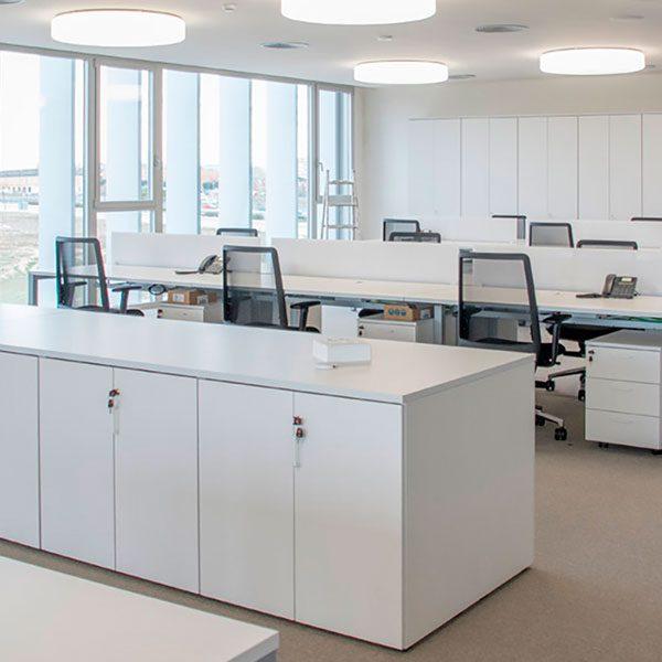 Conoce las nuevas oficinas de M Hermida en Móstoles