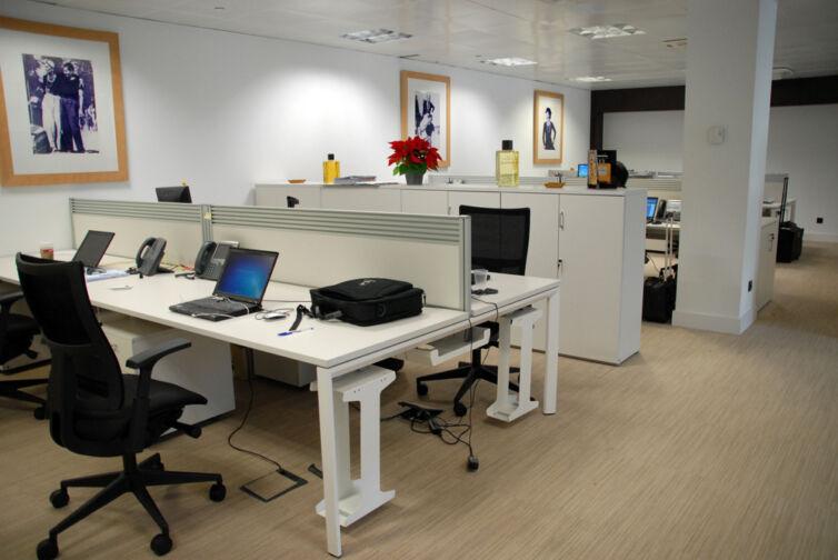 Sede Central de firma de lujo en Madrid