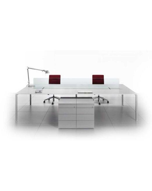 Mesa de oficina L System 2
