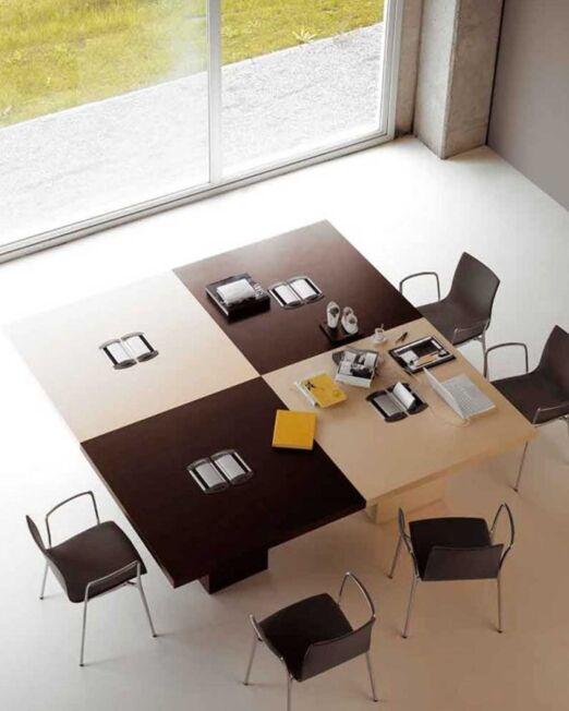 mesa de reuniones BLOCK 2