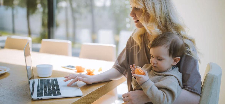 Consejos para conciliar familia y trabajo o teletrabajo