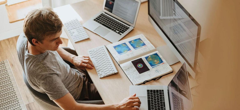 Consejos para diseñar tu oficina en casa
