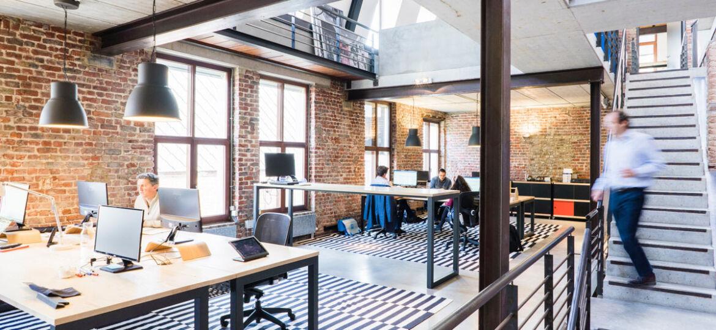 Las tendencias en diseño de oficinas para 2021