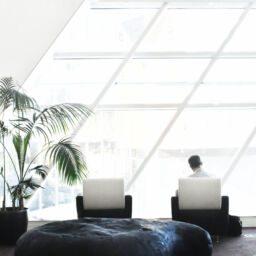 Iluminación en la oficina