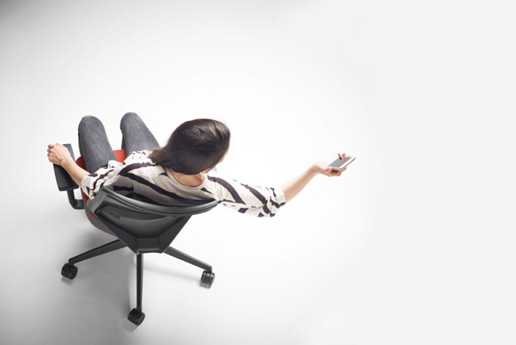 sillas para el teletrabajo