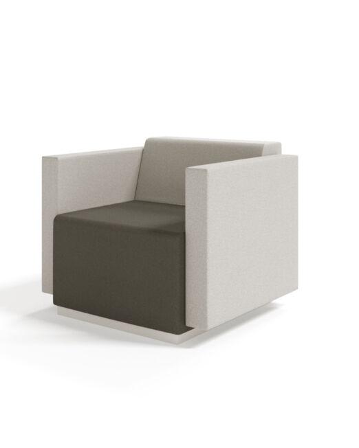 Sofa 1 plaza reposa